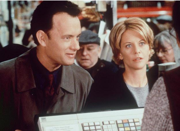 Tom Hanks i Meg Ryan  /Getty Images/Flash Press Media
