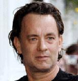 Tom Hanks jako Robert Langdon /INTERIA.PL