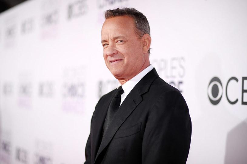 Tom Hanks jest jednym z najpopularniejszych aktorów /Getty Images