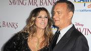 Tom Hanks: Matkę widywał tylko w święta