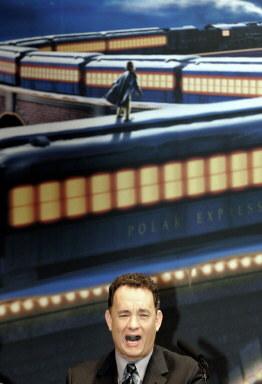 """Tom Hanks najbardziej lubi """"2001:Odyseję kosmiczną"""" /AFP"""