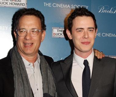 Tom Hanks załatwił rolę synowi
