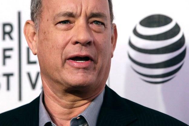 Tom Hanks /AFP