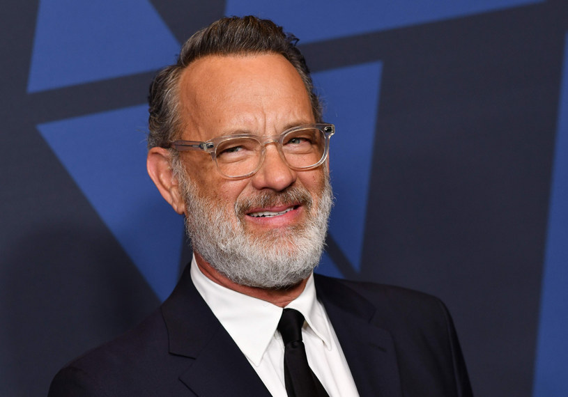 Tom Hanks /CHRIS DELMAS/AFP/East News /East News