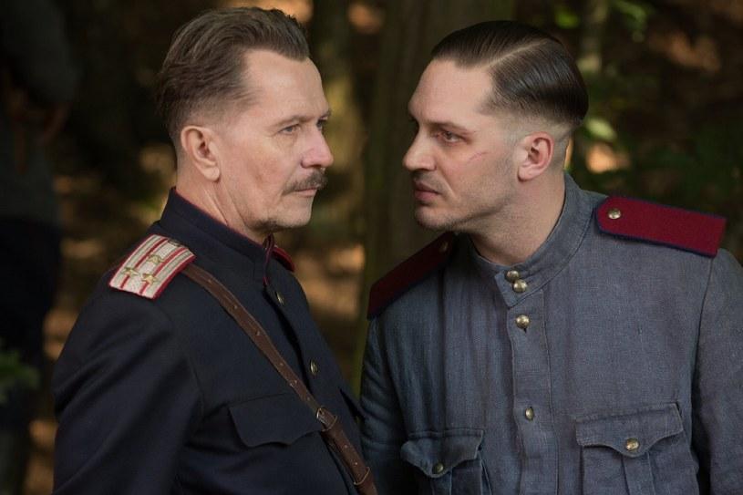 """Tom Hardy i Gary Oldman nie pomogli wyciągnąć """"System (Child 44)"""" z finansowego dna /materiały dystrybutora"""