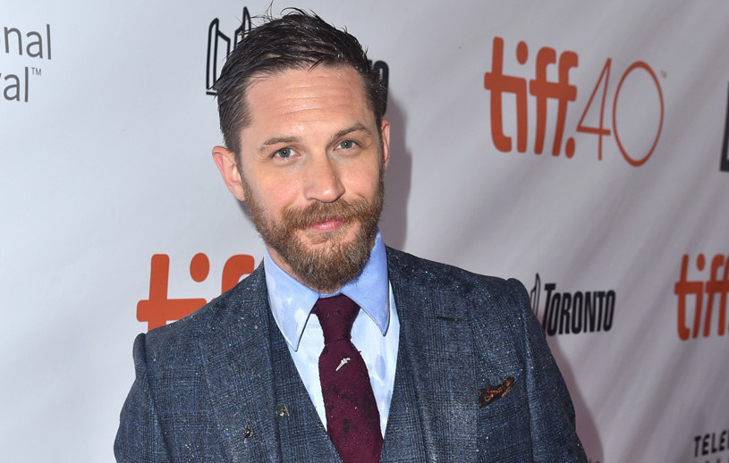 Tom Hardy /Alberto E. Rodriguez /Getty Images