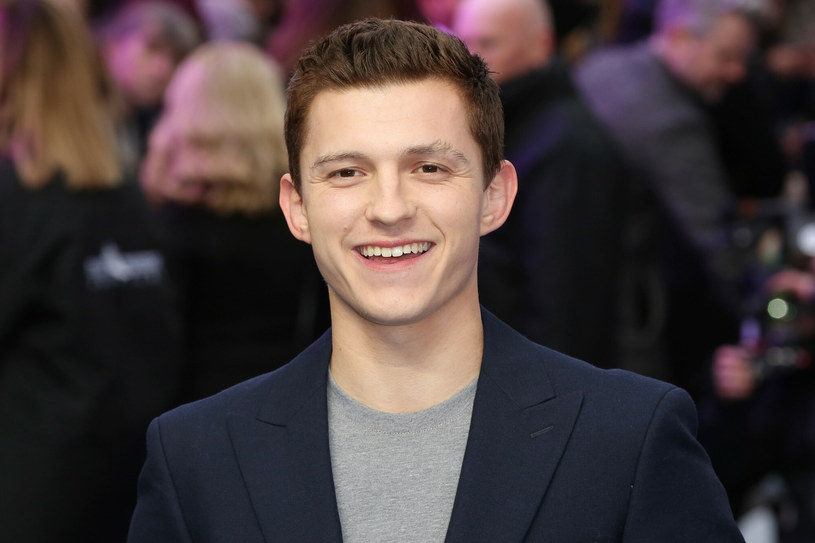 Tom Holland /Matrix Media Group/face to face/FaceToFace/REPORTER /East News
