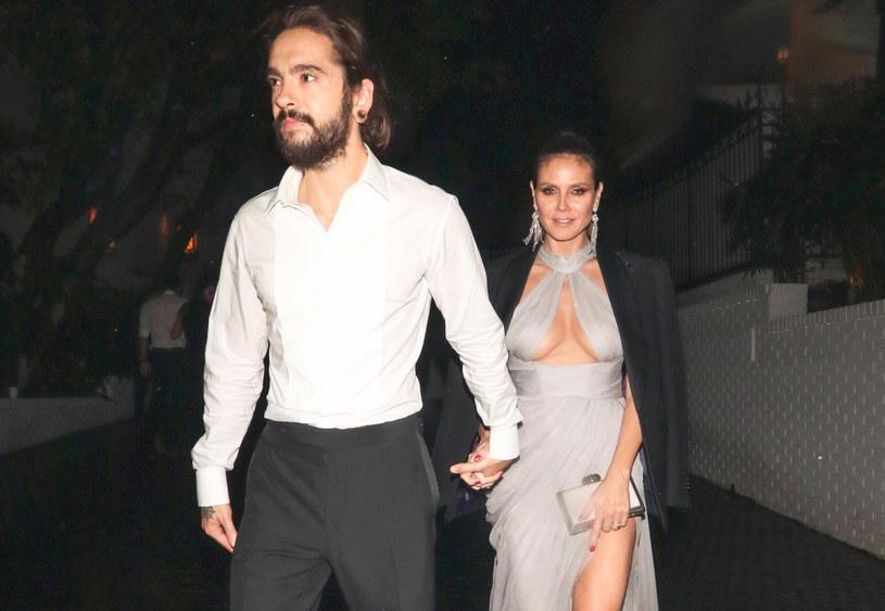 Tom Kaulitz i Heidi Klum są już po ślubie! /GC Images /Getty Images