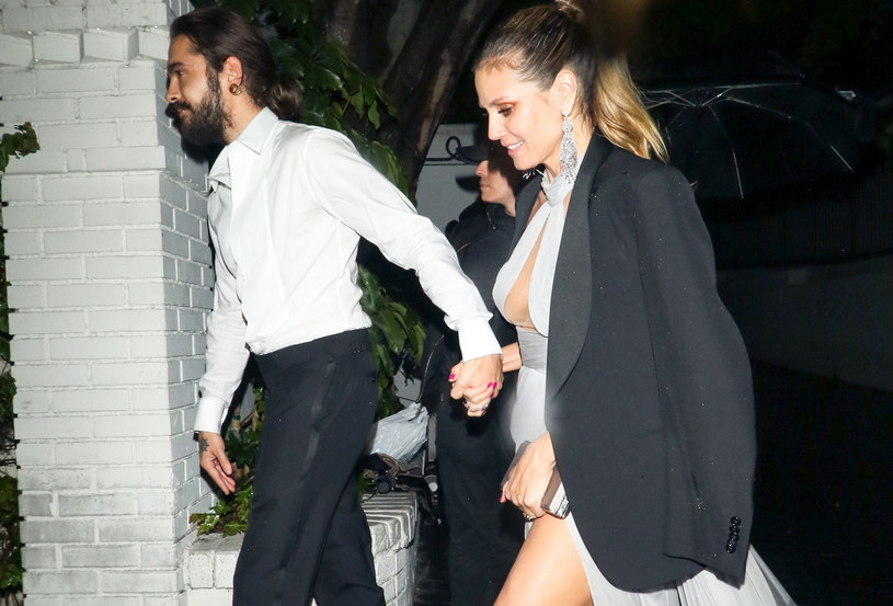 Tom Kaulitz i Heidi Klum są zaręczeni /GC Images /Getty Images