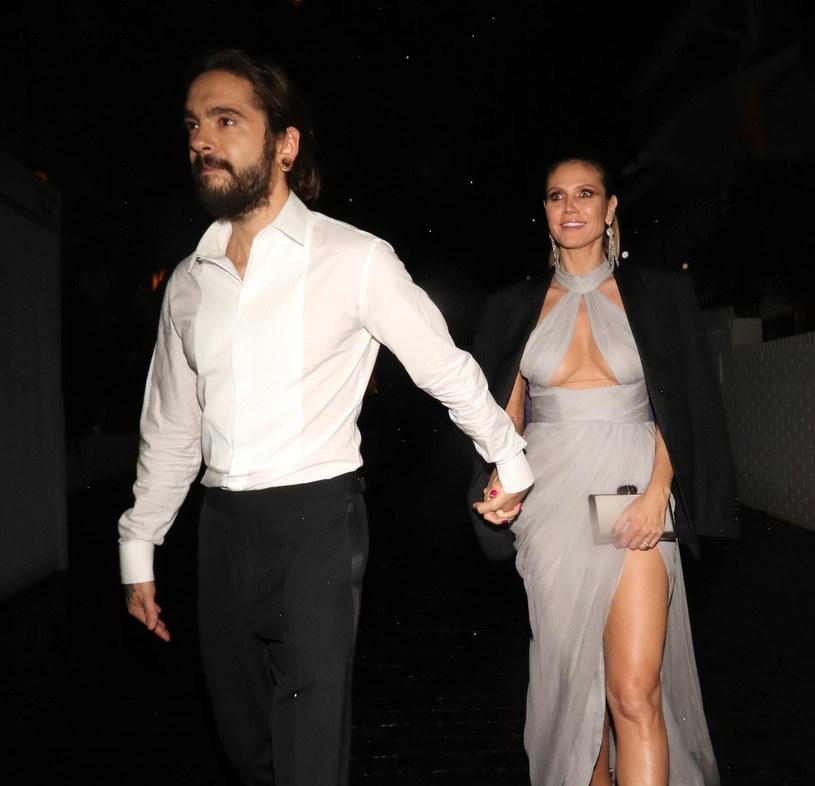 Tom Kaulitz i Heidi Klum /GC Images /Getty Images