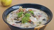 Tom kha gai - kokosowa zupa z kurczakiem