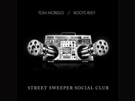 "Tom Morello / Boots Riley ""Street Sweeper Social Club"" /"