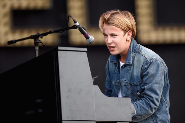 Tom Odell (fot. Zak Hussein) /Getty Images