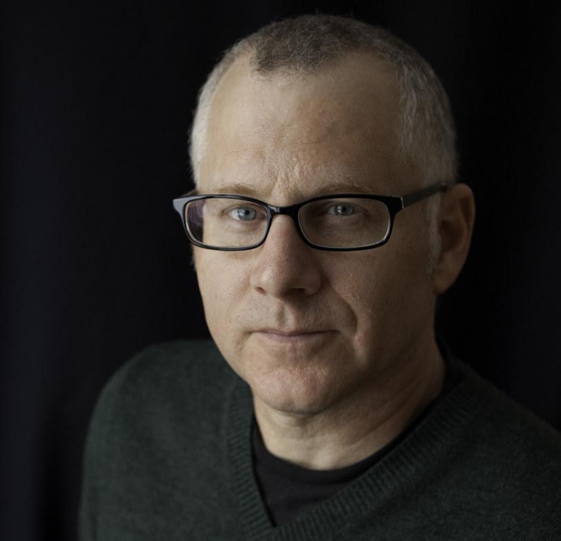 "Tom Perrota, autor książki ""Pani Fletcher"" /materiały prasowe"
