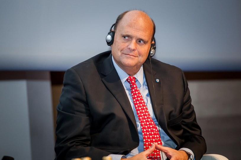 Tom Reed, amerykański republikański kongresmen, fot. Ireneusz Rek /INTERIA.PL