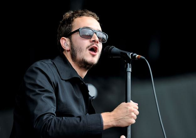 Tom Smith, frontman Editors - fot. Gareth Cattermole /Getty Images/Flash Press Media