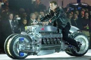 Tomahawk czyli quazi motocykl