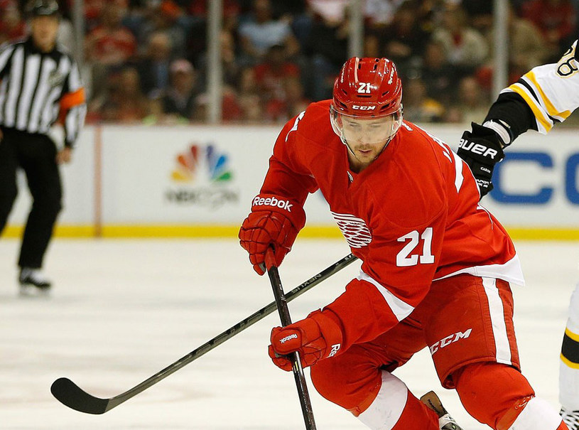 Tomas Tatar z Detroit Red Wings /AFP
