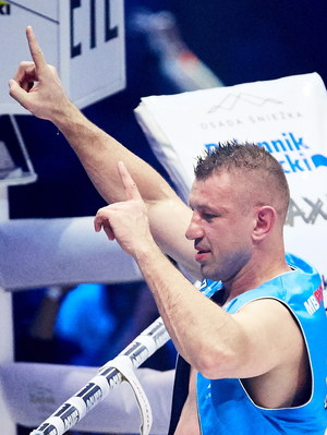 Tomasz Adamek mógł wycofać się z walki z Solomonem Haumono