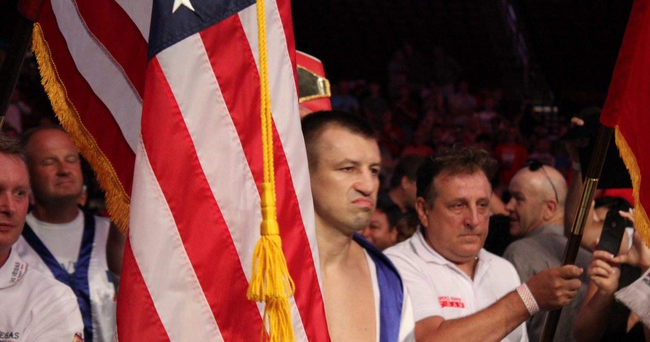 Tomasz Adamek zwyciężył po raz 47. Nie dał szans Walkerowi!