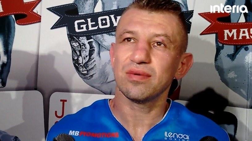 Tomasz Adamek /fot. Artur Gac /INTERIA.PL