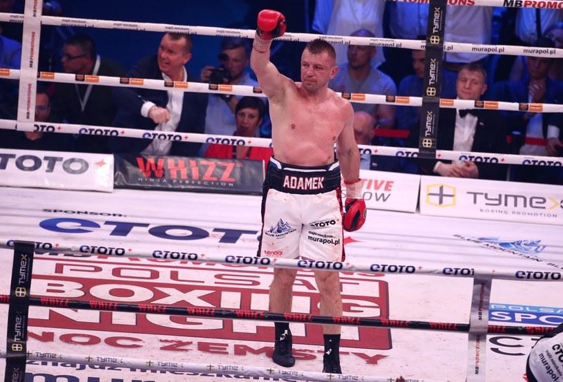 Tomasz Adamek /Tomasz Radzik /East News