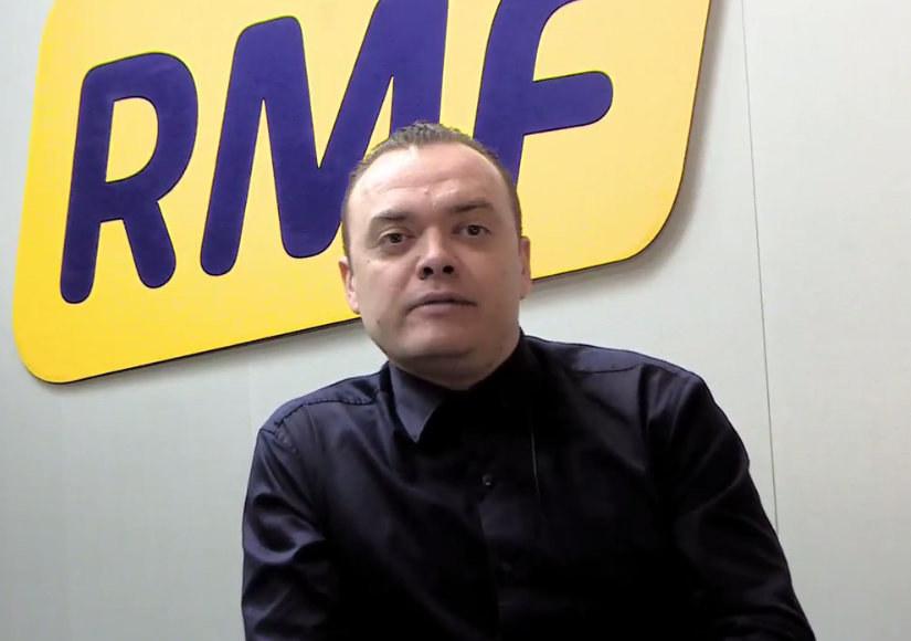 Tomasz Basta, ginekolog /RMF FM