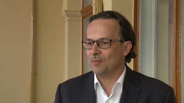Tomasz Bogus, prezes Banku Pocztowego /Newseria Biznes