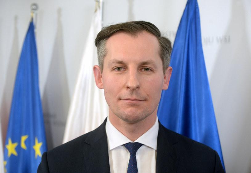 Tomasz Chróstny, prezes UOKiK /Jan Bielecki /Agencja SE/East News