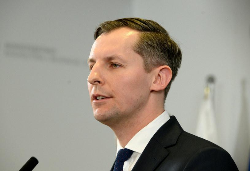 Tomasz Chróstny, szef UOKiK /Jan Bielecki /East News