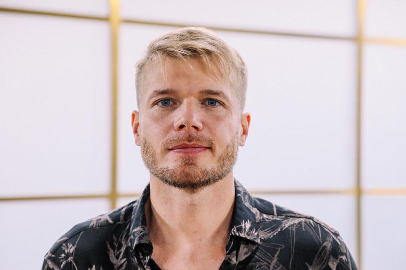 Tomasz Ciachorowski dopiero na Zanzibarze pozbierał się po przechorowaniu COVID-19 /Jakub Kamiński/Dzień Dobry TVN  /East News