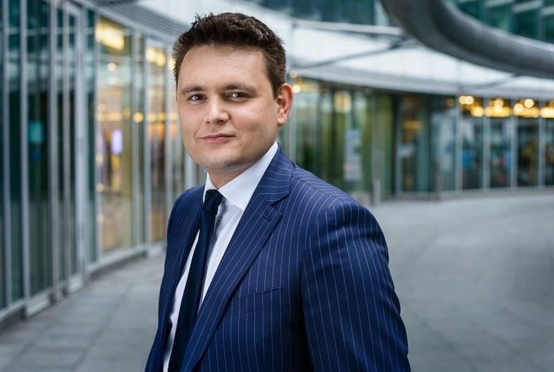 Tomasz Ciąpała, prezes odzieżowej firmy Lancerto, członek władz Związku Polskich Pracodawców Handlu i Usług /materiały prasowe