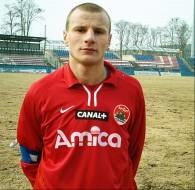 Tomasz Dawidowski jest bardzo bliski gry w Krakowie /INTERIA.PL