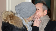 Tomasz Dedek i jego żona nie mogli się od siebie oderwać!