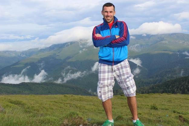 Tomasz Drwal pasję do gór odziedziczył w genach /INTERIA.PL