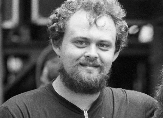 Tomasz Dziubiński na festiwalu w Jarocinie w 1988 roku - fot. Krzysztof Wójcik /Agencja FORUM