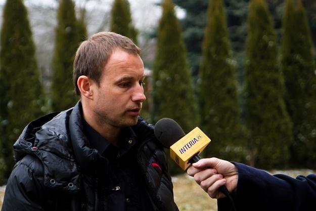 Tomasz Frankowski Fot. M. Wiejowski /INTERIA.PL