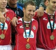 Tomasz Frankowski mógł cieszyć się z mistrzostwa Polski i tytułu króla strzelców /INTERIA.PL