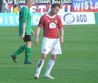 Tomasz Frankowski znów dołożył dwa gole do swojego dorobku /INTERIA.PL