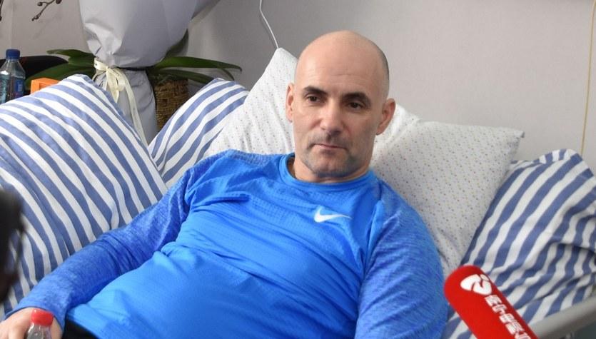 Tomasz Gollob: Jest szansa na operację w Szwajcarii