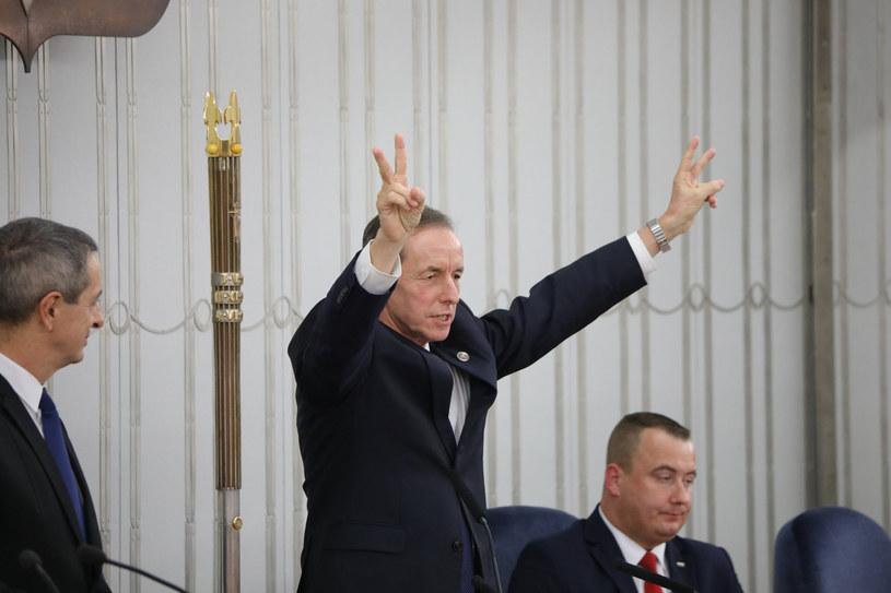 Tomasz Grodzki został marszałkiem Senatu /Piotr Molecki /East News