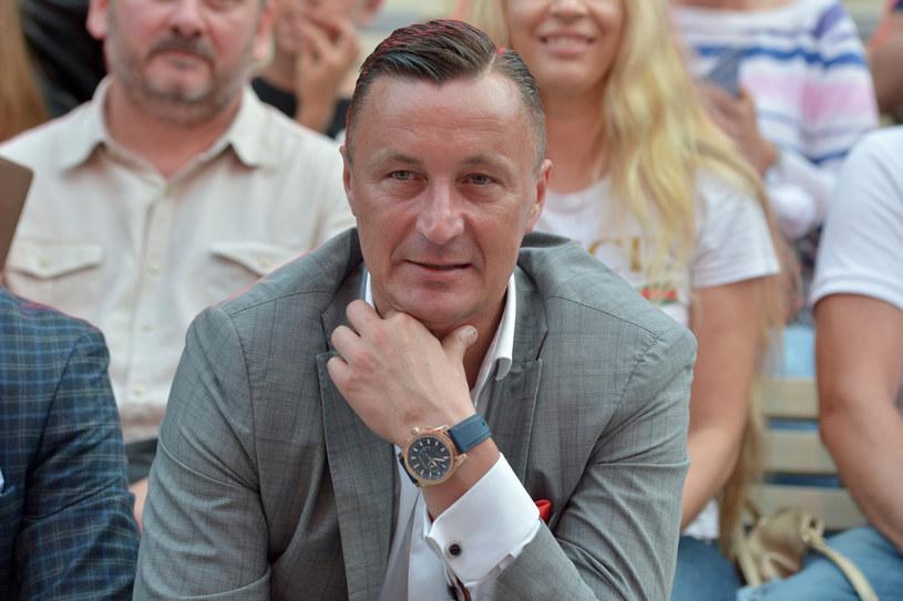 Tomasz Hajto, rok 2019 /Lukasz Kalinowski/East News /East News