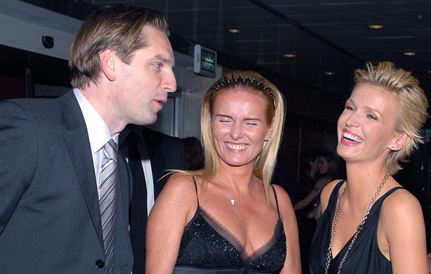Tomasz, Hanna i Magda, fot.Andras Szilagyi  /MWMedia