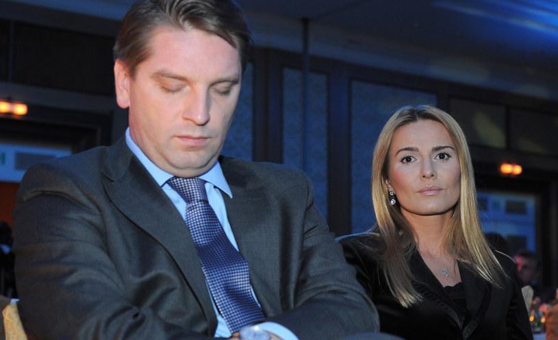 Tomasz i Hanna Lisowie /Andras Szilagyi /MWMedia