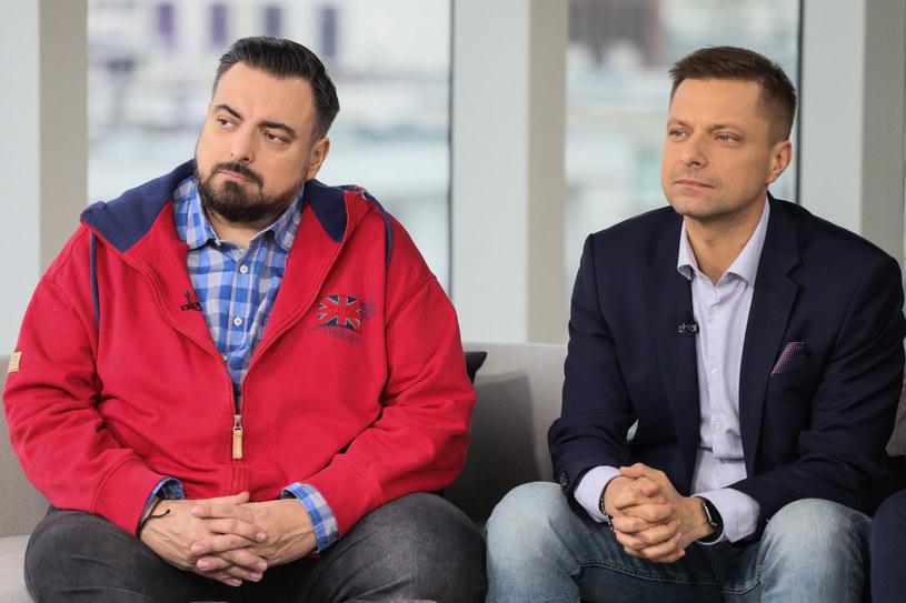 Tomasz i Marek Sekielscy wychowali się w Bydgoszczy / Jakub Kamiński    /East News