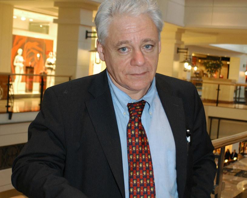 Tomasz Jastrun chciał popełnić samobójstwo! /Mikulski /AKPA