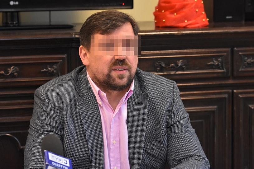 Tomasz K., znany jako agent Tomek /Agencja SE /East News