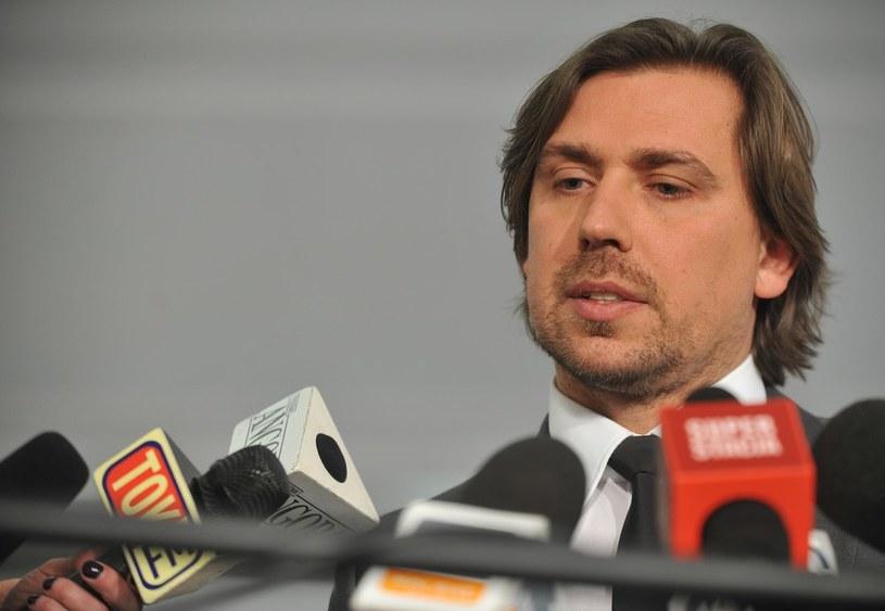 Tomasz Kaczmarek odchodzi z polityki /Witold Rozbicki /Reporter