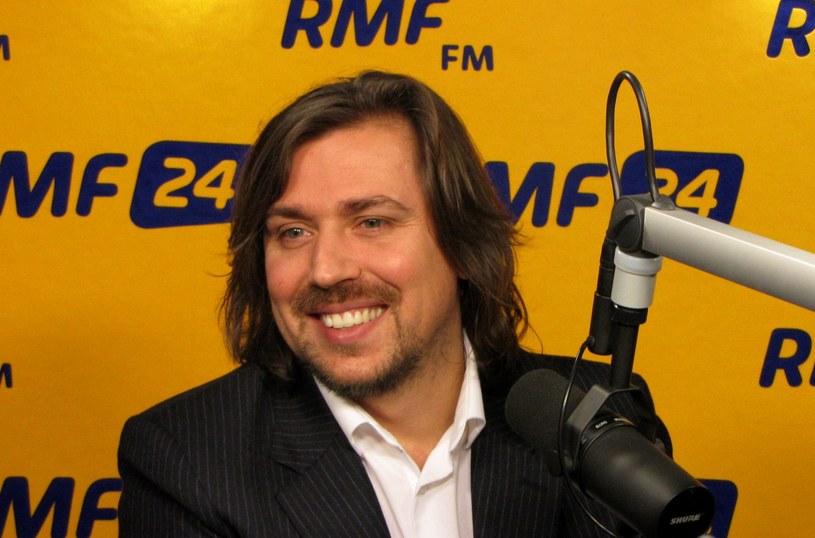Tomasz Kaczmarek /RMF