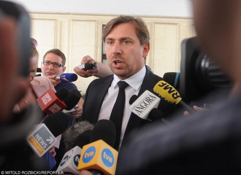 Tomasz Kaczmarek /Witold Rozbicki/REPORTER /East News